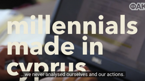 Millennials Made In Cyprus
