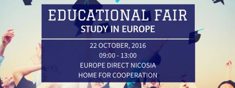 EDIC Fair – Study in Europe