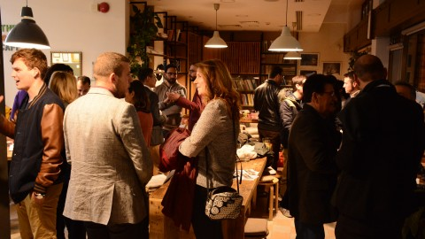 A Gathering of Cyprus Entrepreneurs & Innovators