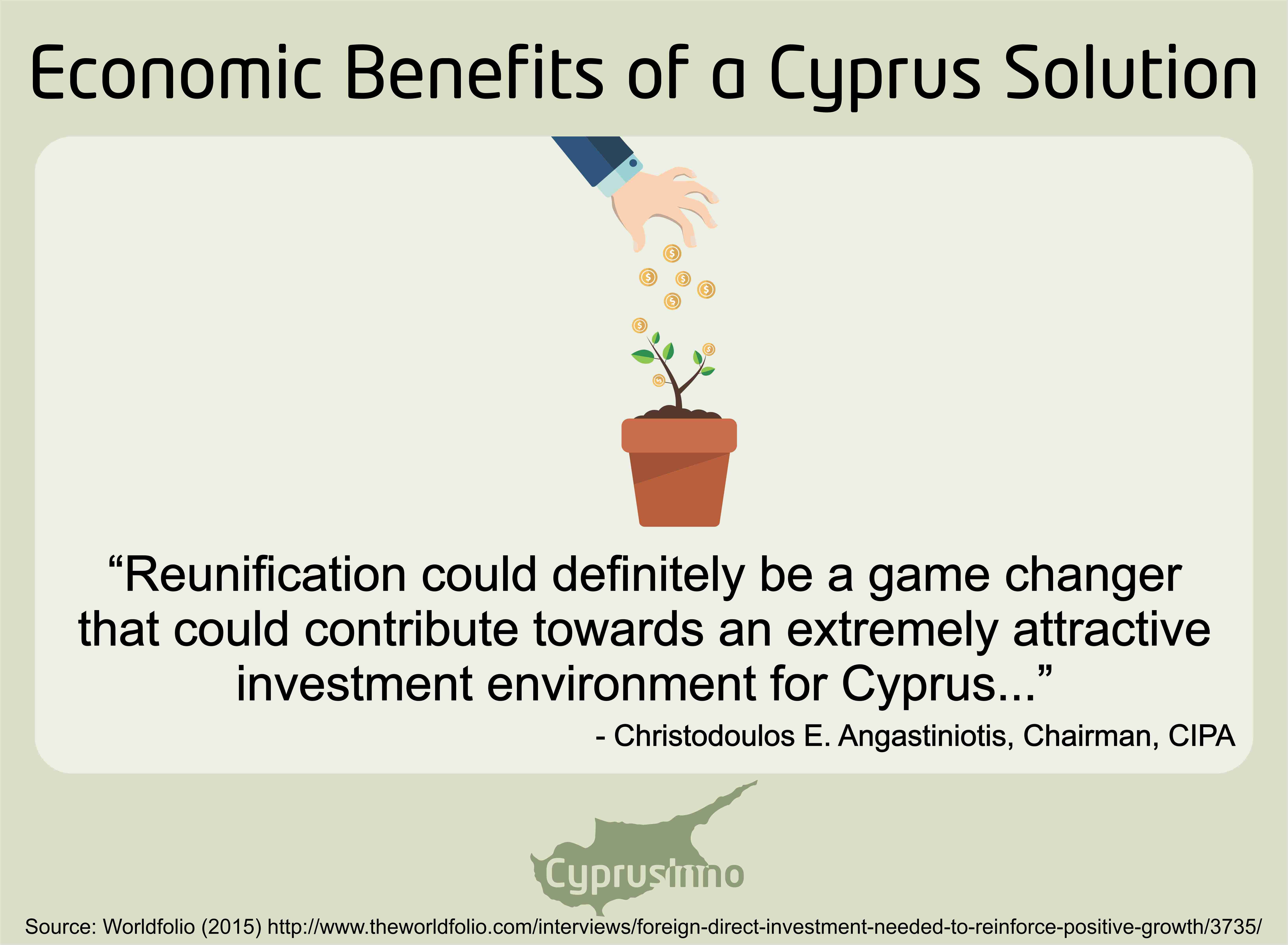 the economic benefits of a cyprus solution 8