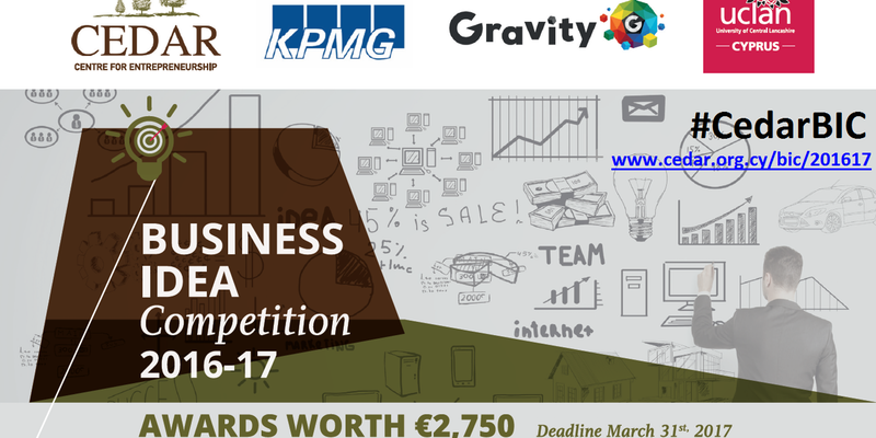 1st Business Idea Competition Training Workshop cyprus cyprusinno