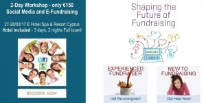 2-Day Workshop- Social Media & E-Fundraising cyprus event events cyprusinno