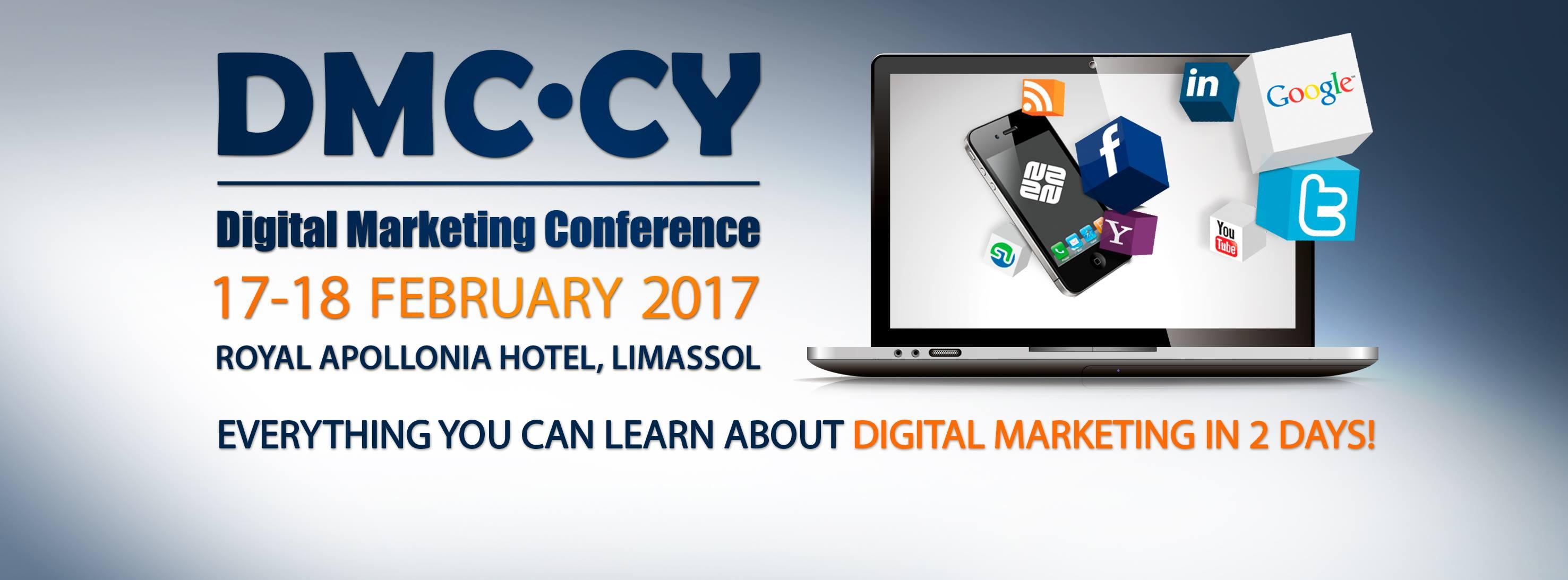 Digital Marketing Conference cyprus cyprusinno event events