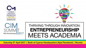 CIM Summit 2017 cyprus event events cyprusinno
