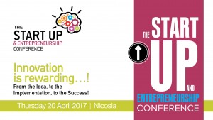 Startup and Entrepreneurship Conference cyprus event events cyprusinno