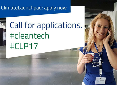 Call for Applications! – ClimateLaunchpad 2017