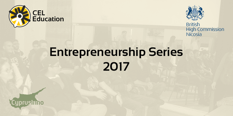 entrepreneurship series 2017 cyprusinno cypriot enterprise link british high commission nicosia