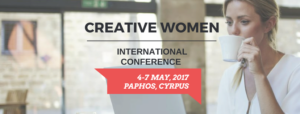 Creative Women International Conference cyprus cyprusinno
