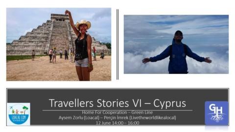 Travellers Stories VI – Cyprus