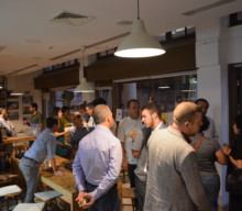 A Gathering of Cyprus Entrepreneurs & Innovators: The Bi-Communal Business Mixer