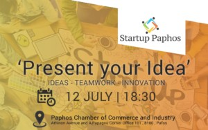 present your idea startup paphos cyprus cyprusinno event events