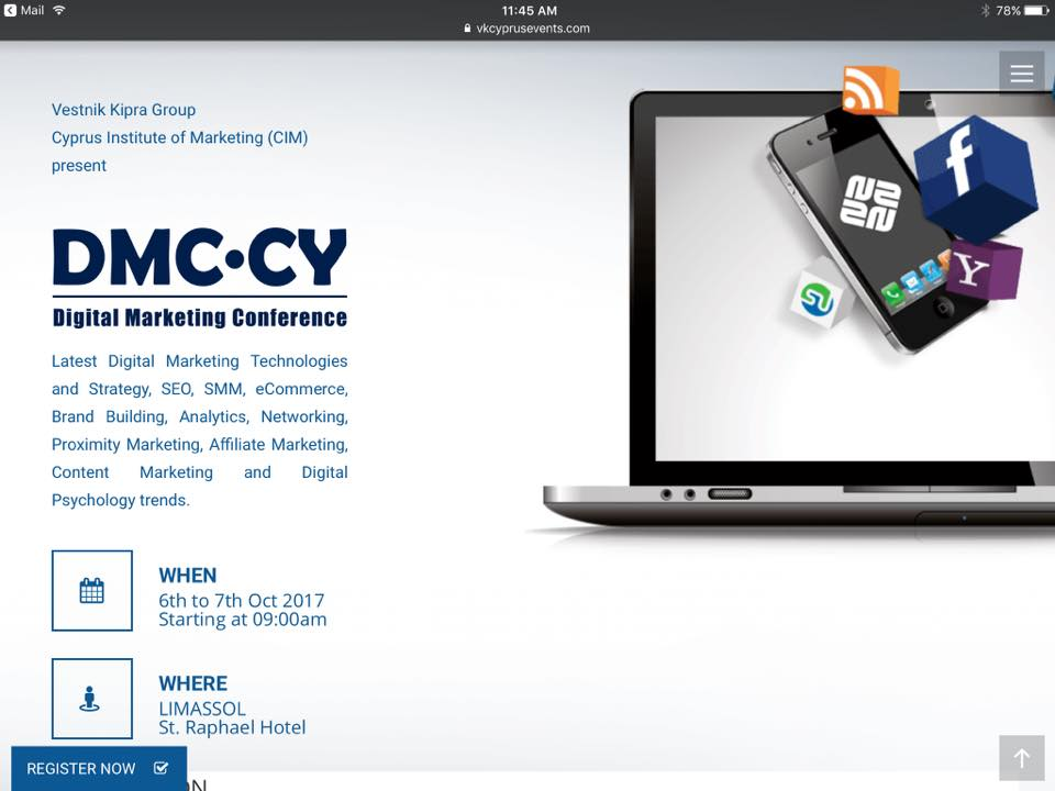 digital marketing conference cyprus cyprusinno
