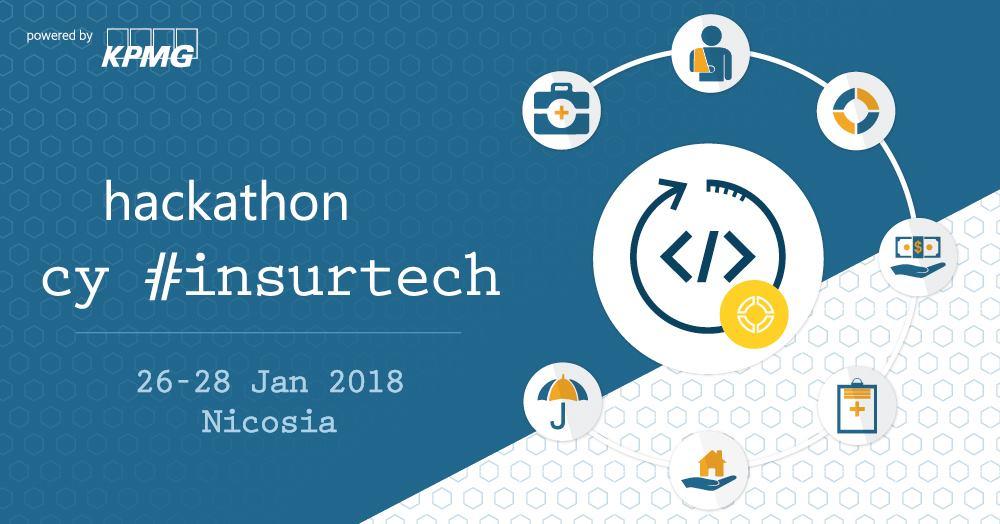 Hackathon cy #insurtech cyprus cyprusinno