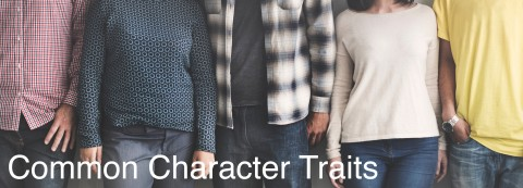 Common Character Traits