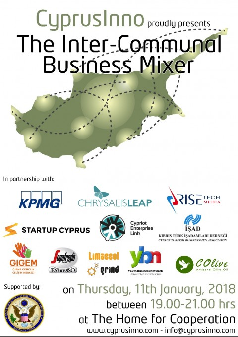 The Inter-Communal Business Mixer (Presented by CyprusInno)