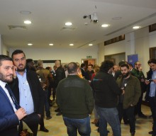 A Gathering of Cyprus Entrepreneurs & Innovators: The Inter-Communal Business Mixer January 2018