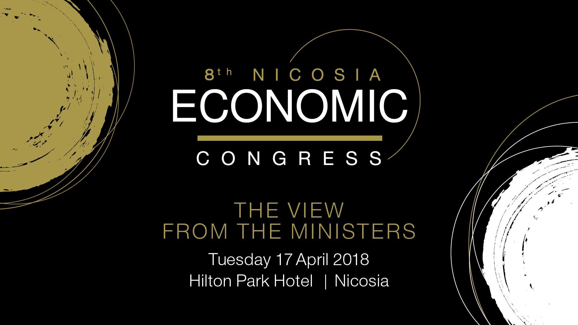 8th Nicosia Economic Congress cyprus cyprusinno event events