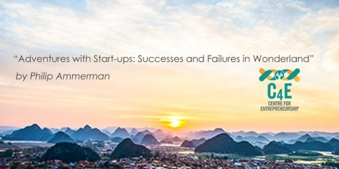Adventures with Start-ups: Successes and Failures in Wonderland