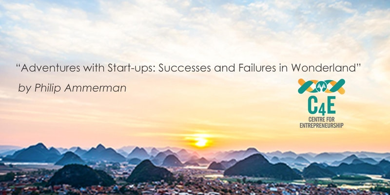 Adventures with Start-ups- Successes and Failures in Wonderland cyprus cyprusinno