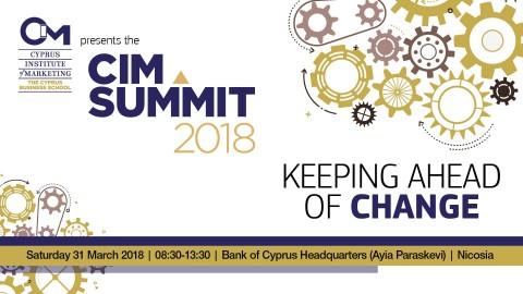 CIM Summit 2018