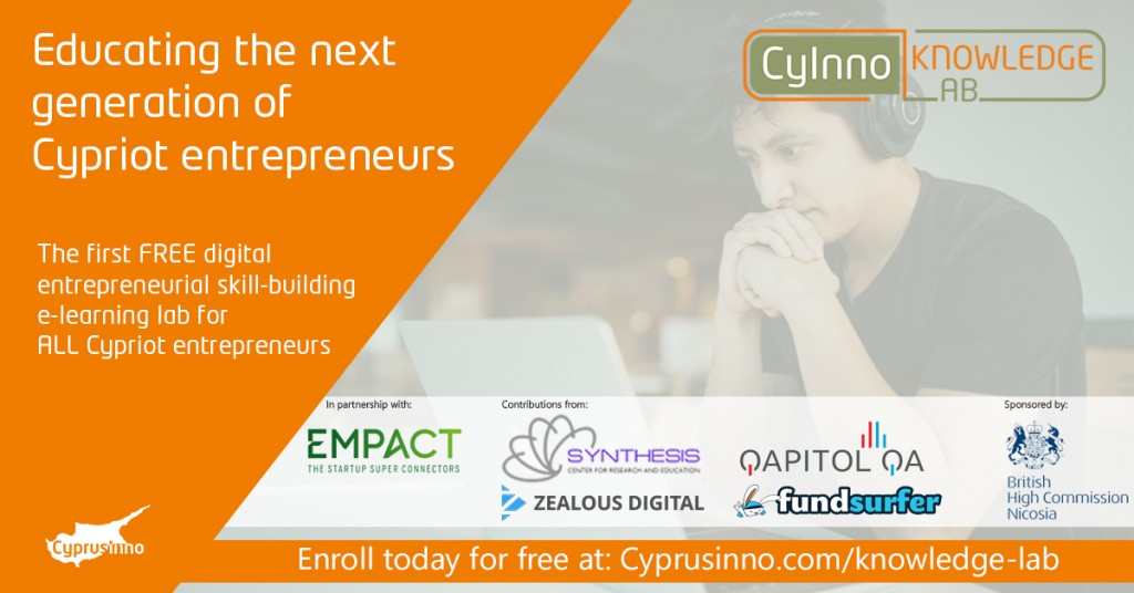 Official Launch of the CyInno Knowledge Lab
