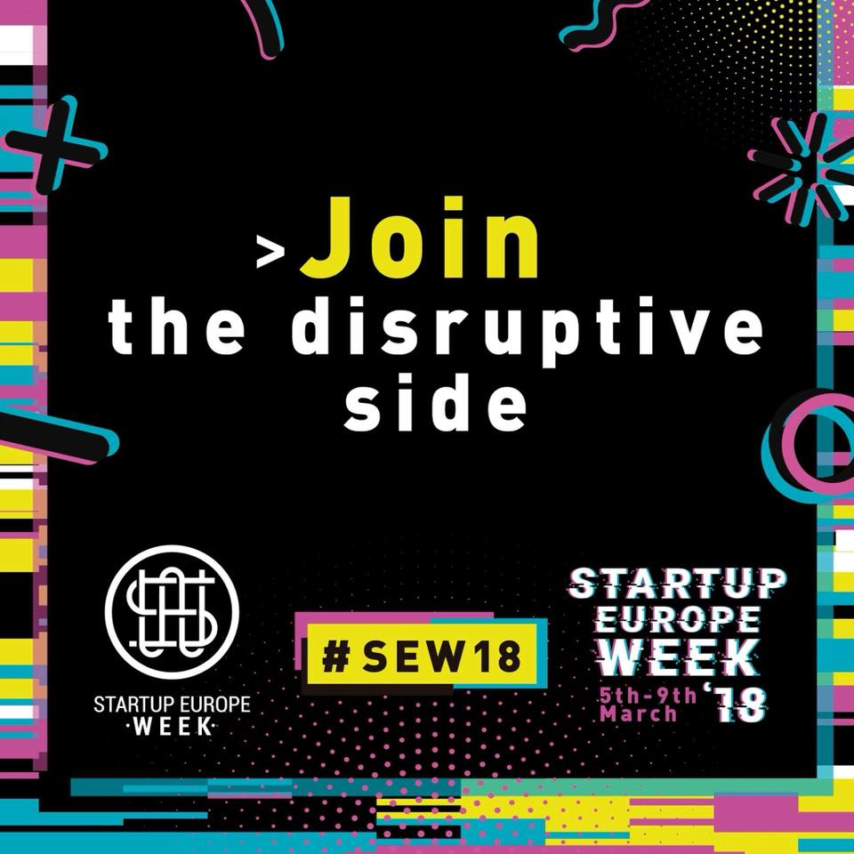 Startup Europe Week 2018 comes to Cyprus the disruptive side cyprusinno