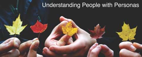 Understand People with Personas