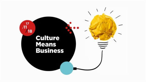 Culture Means Business: Workshops and Talks