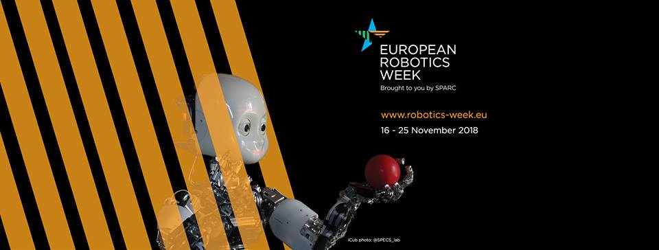 European Robotics week 2018- Cyprus cyprusinno
