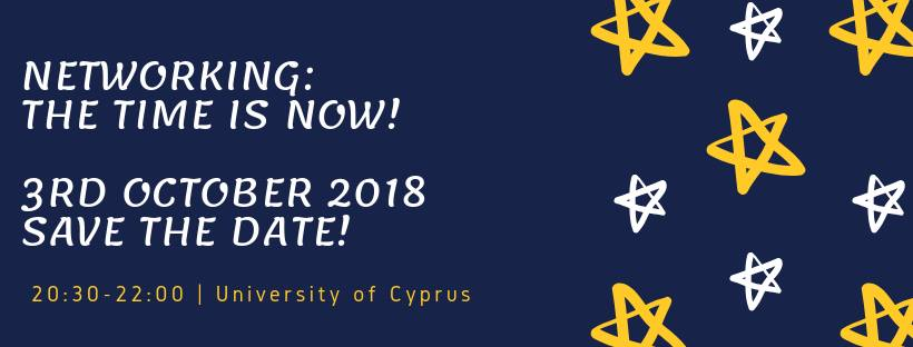 Networking- The time is now! by Youth Business Network cyprus cyprusinno
