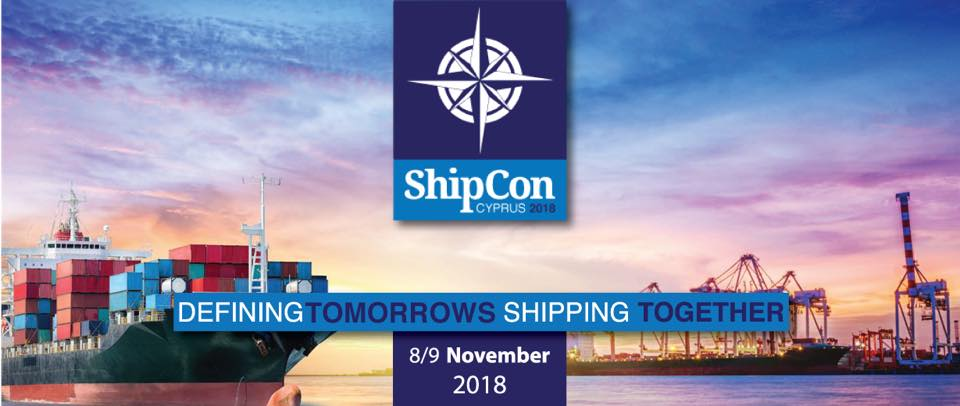 ShipCon 2018 cyprus cyprusinno