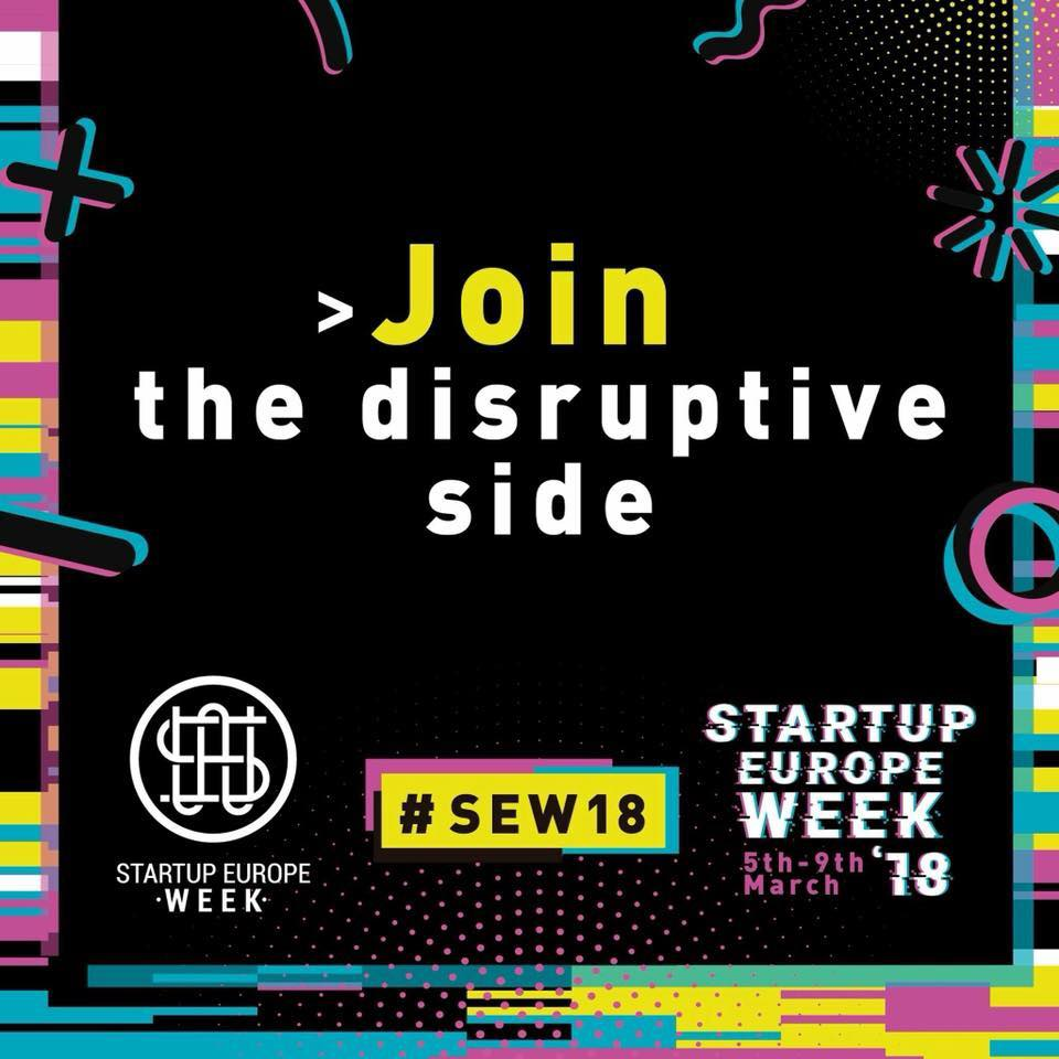 CyprusInno Supports #SEW18 Startup Europe Week in Cyprus
