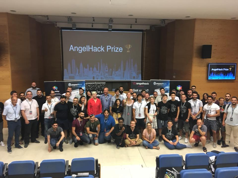 CyprusInno Supports & Participates in AngelHack Cyprus