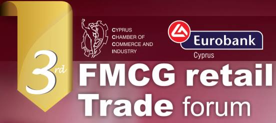 3rd CCCI Eurobank Cyprus FMCG Retail Trade Forum cyprusinno