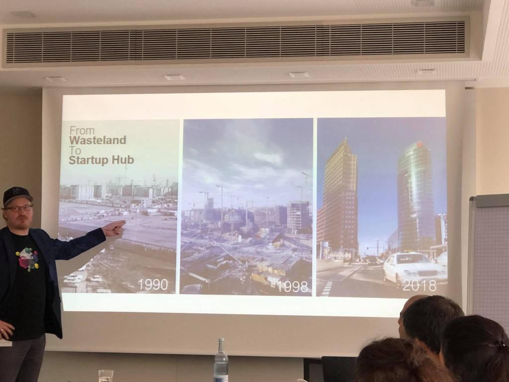 CyprusInno Conducts Berlin Startup Ecosystem Visit