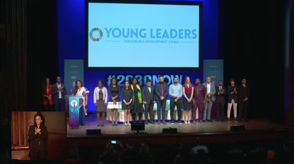 CyprusInno Co-Founder Named UN Young Leader