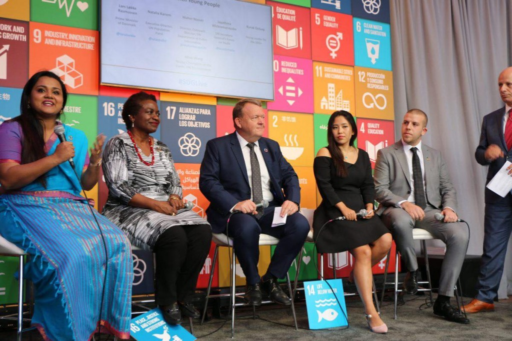 "CyprusInno Joins UN Panel Discussion on ""Working for and with Young People"""
