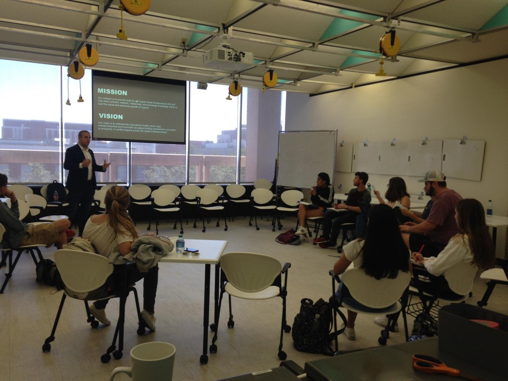 CyprusInno Conducts New Orleans Startup Ecosystem Visit