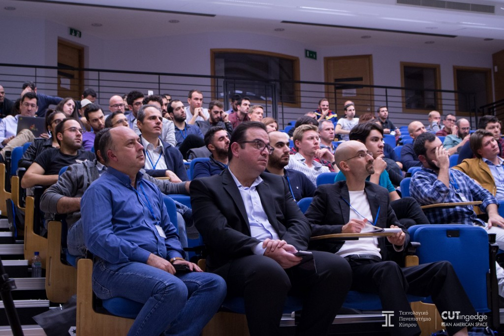 CyprusInno Supports & Participates in DisruptionTalks 1.0 – Disrupt, Innovate or Perish