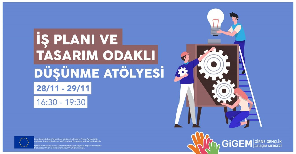 CyprusInno Hosts Startup Workshop at GİGEM Kyrenia Youth Center