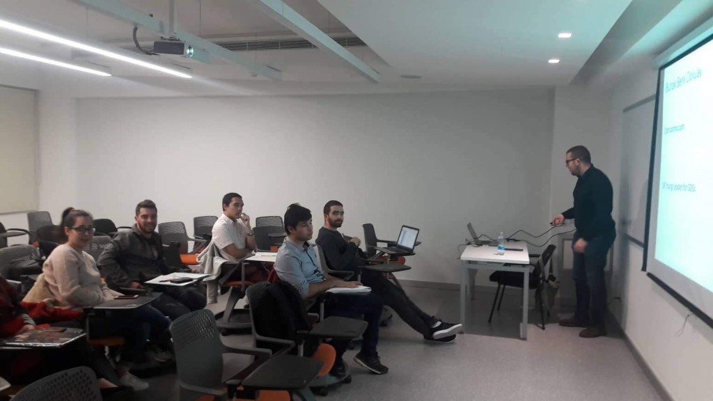 CyprusInno Guest Lecture At European University Cyprus
