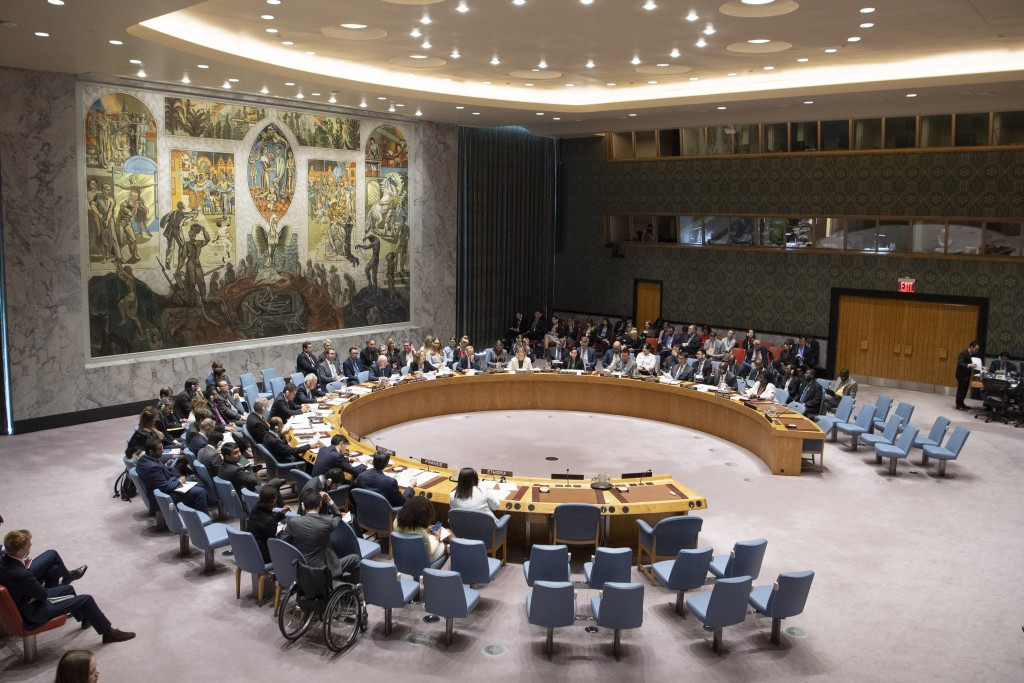 CyprusInno Contributes to Youth, Peace & Security Portion of UN Resolution 2419 (2018)