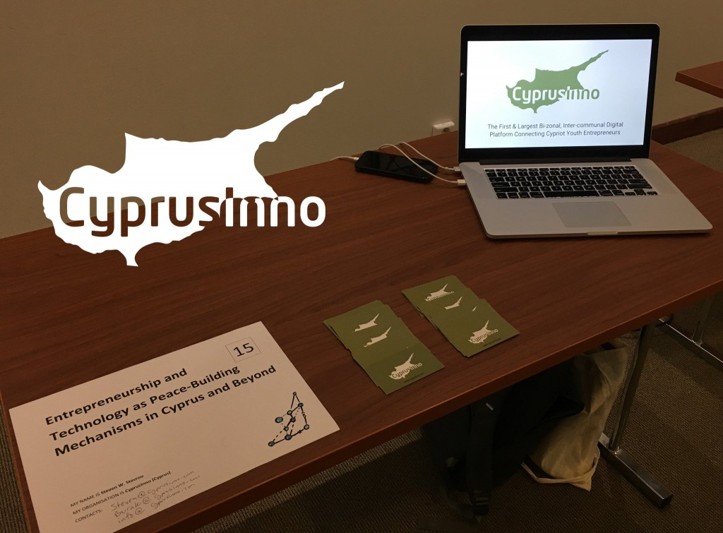 "CyprusInno Presents at ""Connecting the Dots"" 2018 as a ""Good Practice"""