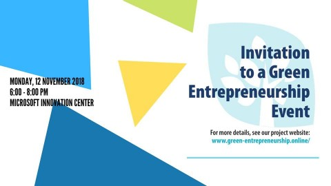 Green Entrepreneurship Event