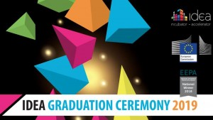 IDEA Graduation Ceremony 2019 cyprus cyprusinno