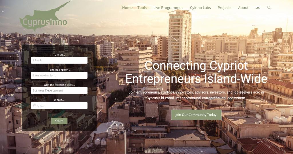 CyprusInno Online Community Surpasses 2,000 Members