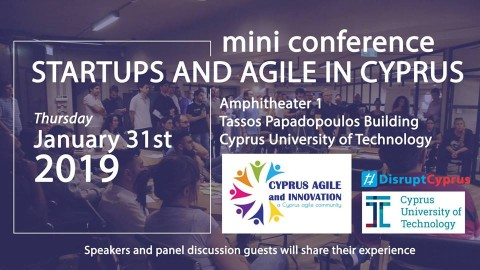 Startups and Agile in Cyprus