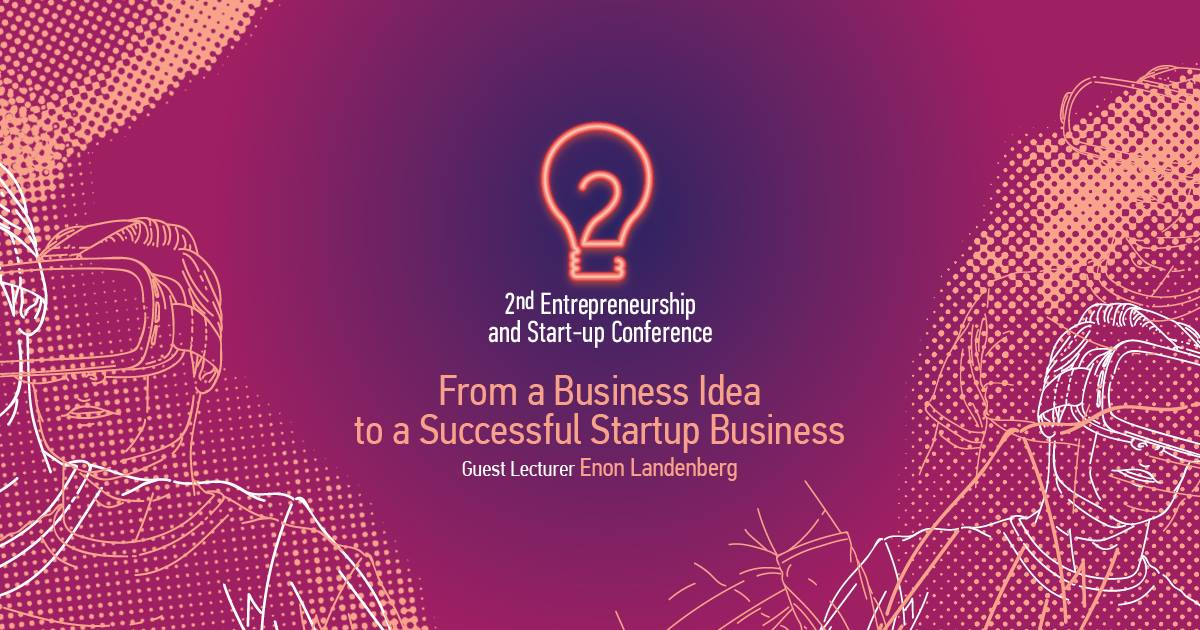 2nd Entrepreneurship & Start-Up Conference cyprus cyprusinno