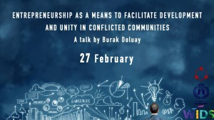 Entrepreneurship as a tool for Peacebuilding and Unity cyprus cyprusinno