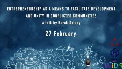 Entrepreneurship as a tool for Peacebuilding and Unity